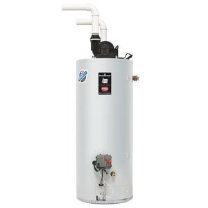 Bradford White 80 MBH Light Duty Commercial Power Direct Vent Gas Water Heater BLG2PDV75H803N