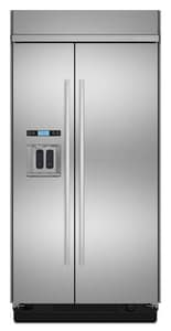 Jennair 8.61 cf Built-In Slide Refrigerator with Water Dispenser JJS42DUDE