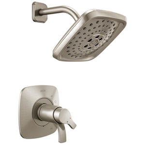 Delta Faucet Tesla® Pressure Balance Shower Trim with Double Lever Handle (Trim Only) DT17252