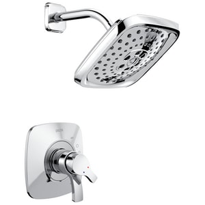 Delta Faucet Shower Trim with Double Lever Handle DT17T252