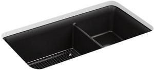 Kohler Cairn™ 2-Bowl Undermount Sink K8204