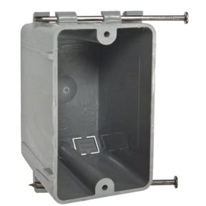 Raco Non-Metallic Box with Captive Nail R7302RAC
