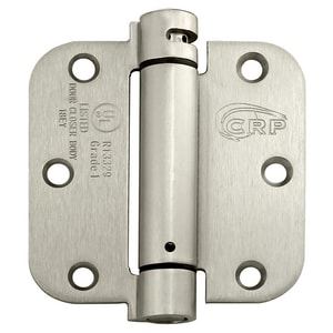 Cal-Royal 3-1/2 in. Full Mortise Spring Hinge CNEWSH3558R