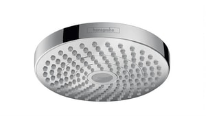 Hansgrohe Croma Select S 2 gpm 2-Jet Showerhead H26523