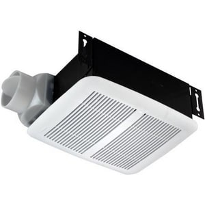 Broan Nutone Deluxe Exhaust Fan in White N8832WH