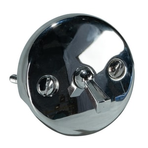 Weld-On Trip Lever Trim Kit in Polished Chrome I64036