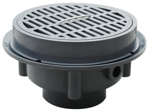 Sioux Chief Little Max™ 3 in. General Purpose Heavy- Duty PVC Sand Bucket Floor Drain S8643PS