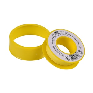 Oatey 1/2 in. PTFE Gas Piping in Yellow O31403