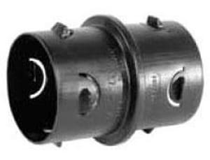 Advanced Drainage Systems N-12® Snap Corrugated Straight HDPE Internal Single Wall Coupling A15AA