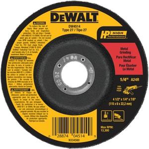 Dewalt Grind Wheel DDW4514