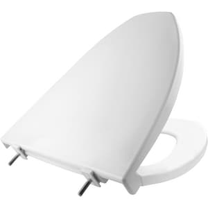 Bemis 18-3/16 in. Elongated Toilet Seat BLC212