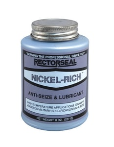 Rectorseal Nickel-Rich™ Nickel Rich Anti Sieze Compound REC73851