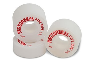 Rectorseal 1/2 in. PTFE Tape REC35942