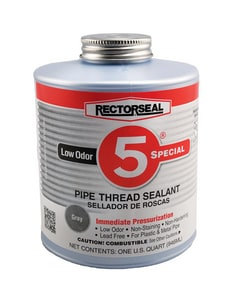 Rectorseal No. 5® Special 1 qt Special Pipe Joint Compound REC26390