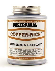 Rectorseal Copper Rich® Copper Anti-Seize Compound REC72851