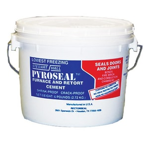 Rectorseal PyroSeal™ Pyroseal Furnace and Retort Cement REC68616