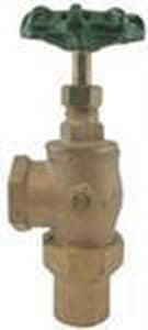 A.Y. McDonald 3/4 in. Flare x FIP Angle Supply Stop Valve and Waste M2025
