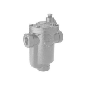 Armstrong International 3/4 in. 20 psi Cast Iron Inverted Bucket Steam Trap A800F20