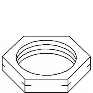 Kohler Hex Nut K33505