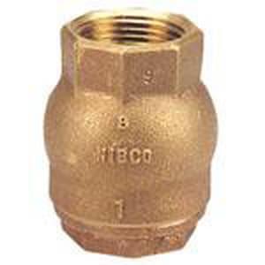 Nibco 250# Bronze NPT Vertical Check Valve NT480Y
