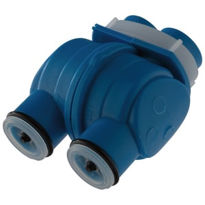 Delta Faucet Lower Housing Cartridge Assembly in Blue DRP19805