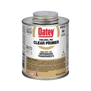 Oatey Clear Primer O30752