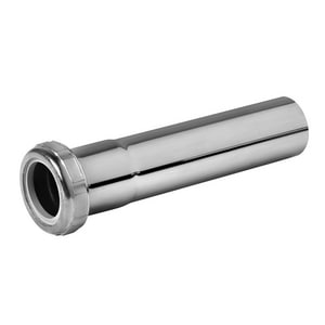 Dearborn Brass 1-1/4 in. Slip Joint Extension Tube Polished Chrome DEA79