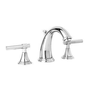 Newport Brass Kayan 3-Hole Widespread Lavatory Faucet with Double Lever Handle N900