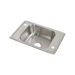 Elkay 20 ga Stainless Steel Classroom Sink ECDKAD251765