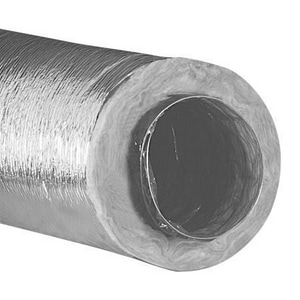 Hart & Cooley 25 ft. R6 Flexible Foil Air Duct HF216
