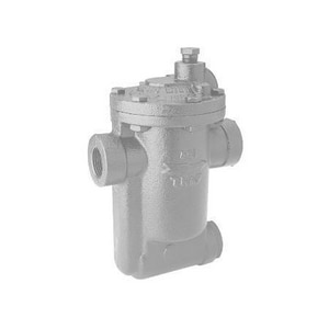 Armstrong International 80 psi Cast Iron NPT Inverted Bucket Steam Trap A88080