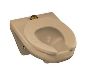 Kohler Kingston™ Elongated Wall Mount Toilet Bowl with Top Inlet K4330