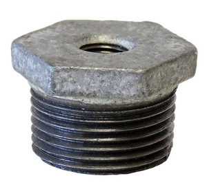 2-1/2 X 2 Galvanized MI HEX Bushing