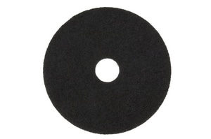 7200 Series Stripper Floor Pad in Black (Case of 5) 3M0480110837