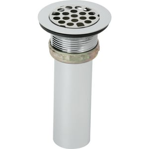 Elkay Stainless Steel with 3 in. Grid Strainer ELK337