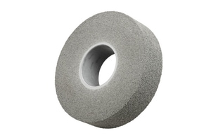 3M Scotch-Brite™ 10 x 1 x 5 in. Light Debur Wheel in Grey 3M04801101683