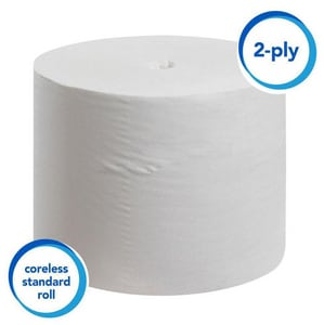 Kimberly Clark Scott® 4 in. 2-Ply Bathroom Tissue in White (Case of 36) K04007