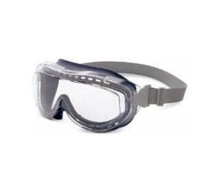 Uvex Safety Goggle with Blue Frame US3400X