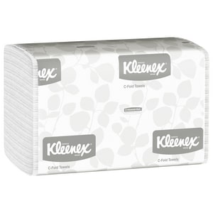 Kimberly Clark Kleenex® C-Fold Towel in White (Case of 16) K01500
