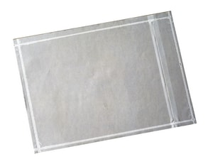 3M 5-1/2 in. Non-Printed Envelope (Case of 1000) 3M02120073709