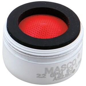 Delta Faucet 2.2 gpm Male Aerator DRP18508