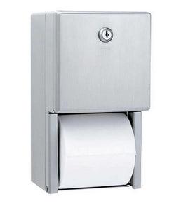 Bobrick Surface-Mounted Multi-Roll Toilet Tissue Dispenser B2888