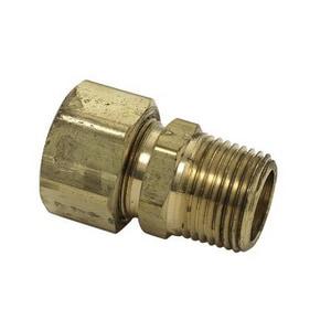 Brass Craft OD Compression x MIP 400# Brass Union B6822