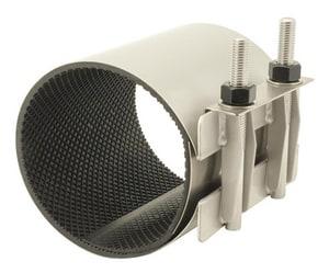 Ford Meter Box 304L Stainless Steel Repair Clamp 7.24 - 6.84 in. FFS1724