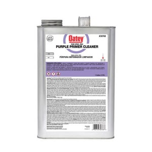Oatey Purple Primer/Cleaner O30768