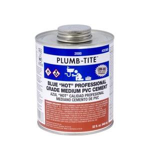 Oatey 1/2 pt PVC Cement O2056S