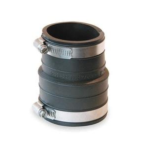 Fernco Socket Plastic Pipe Coupling F1059