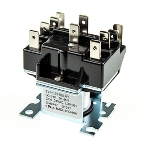 Weil Mclain Plug-In Relay Holding Coil 24V W510350223