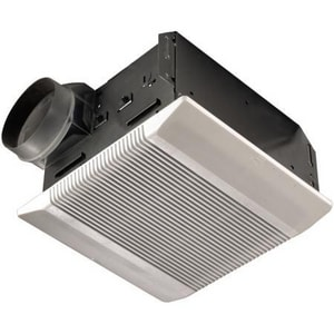 Broan Nutone Deluxe White Exhaust Bath Fan N8814R