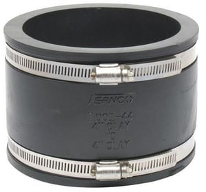 Fernco Clay Flexible Coupling F1001
